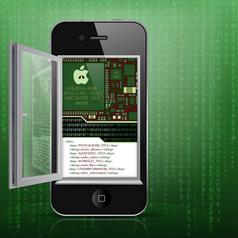 Encryptie iOS gekraakt