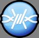 FrostWire logo (75 pix)