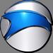 SRWare Iron logo (75 pix)