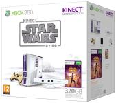 Xbox 360 Star Wars Kinect bundel