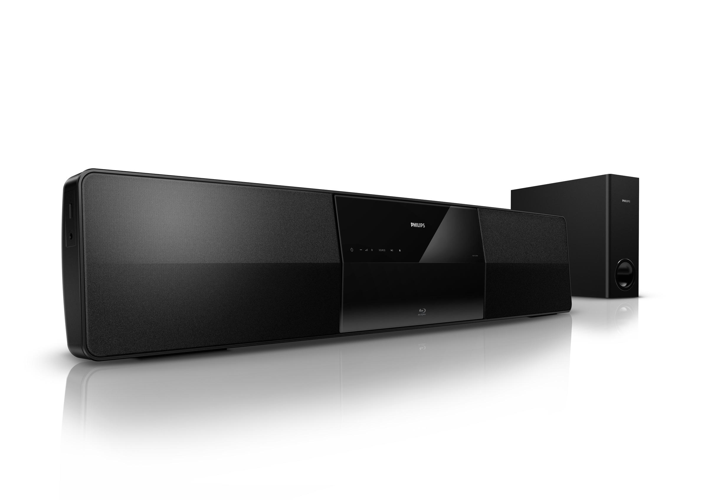 Philips soundbar 1 1 hts5131 prijzen tweakers