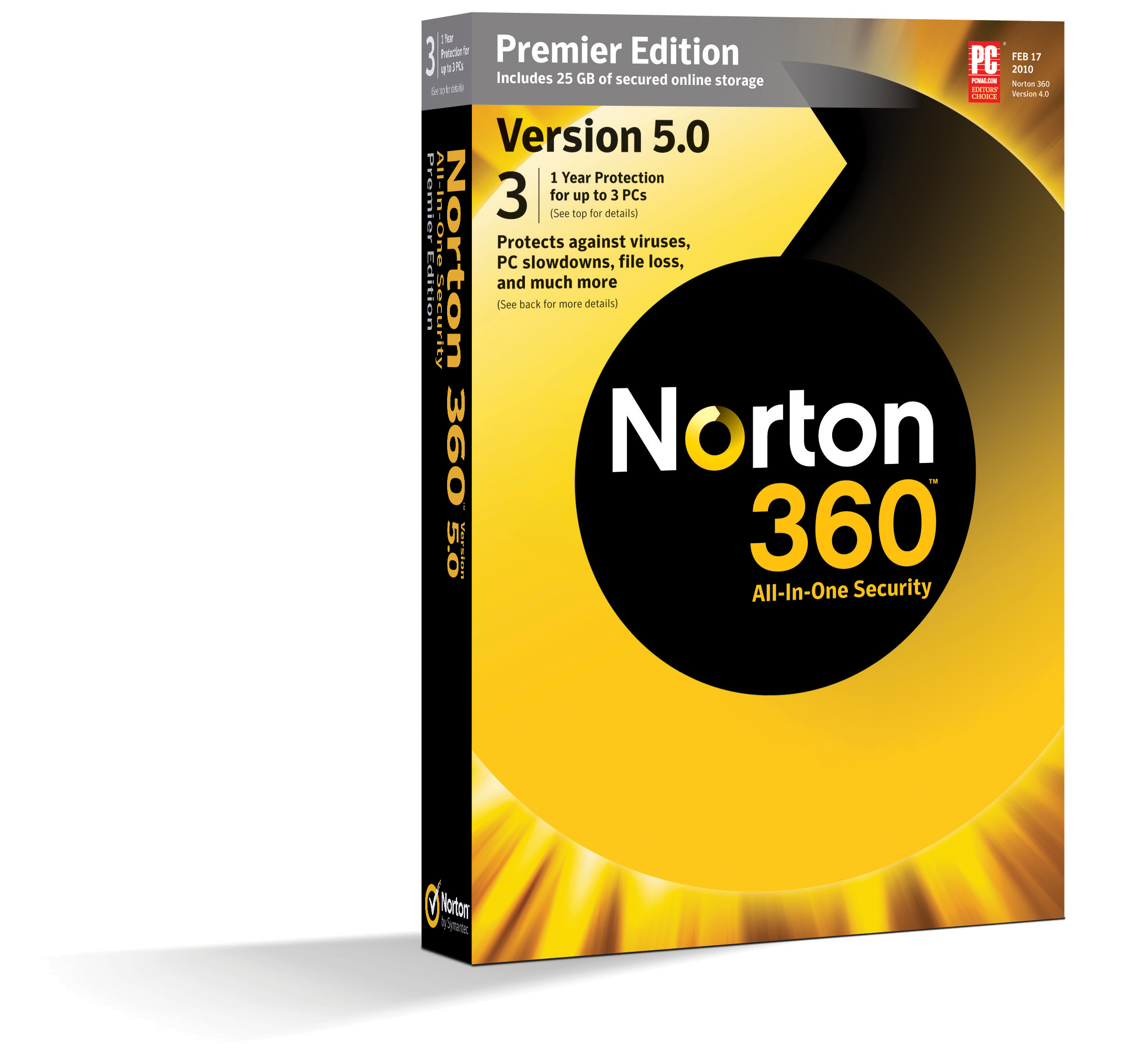 Norton 360 v3.5.0.15 premier edition 2017