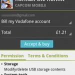 Betalen met telefoonrekening in Android Market