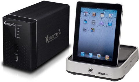 Xtreamer Pro en iXtreamer