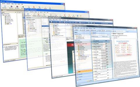 Caretaker Antispam screenshot (481 pix)