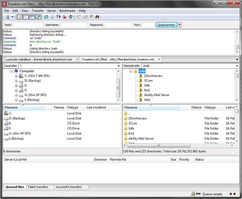 FileZilla screenshot (481 pix)