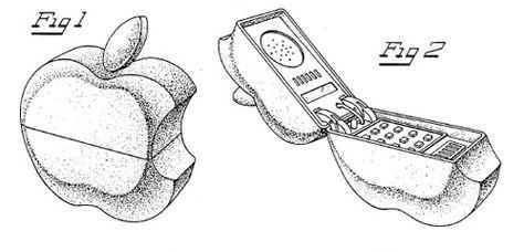 iPhone-concept uit jaren tachtig uit Apple-patent