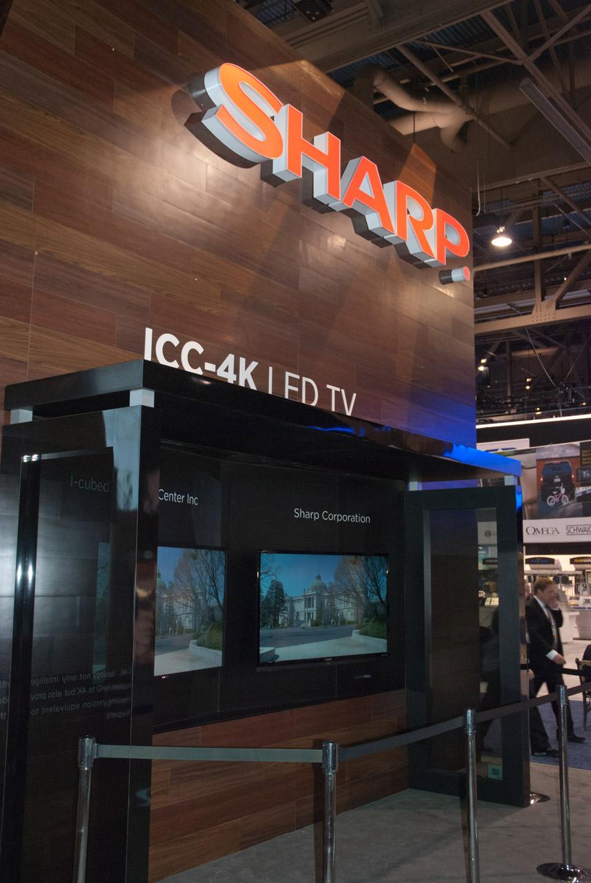 Sharp Maakt Richtprijzen 60 70 En 80 Lcd Tvs Bekend