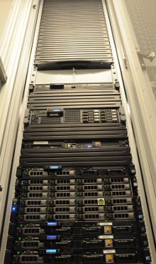 Rack 1 bij EUNetworks