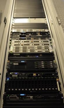 Rack 2 bij EUNetworks