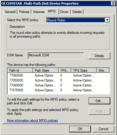 Mpio driver download