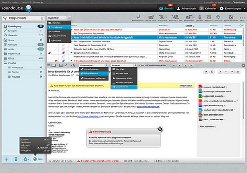 Roundcube Webmail screenshot (481 pix)