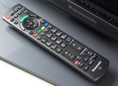 Panasonic Viera G30 remote