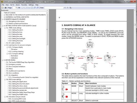 Sumatra PDF 2.0 screenshot