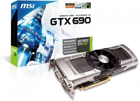 MSI GeForce GTX-690