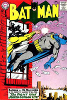 Batman-strip uit de Silver Age-periode