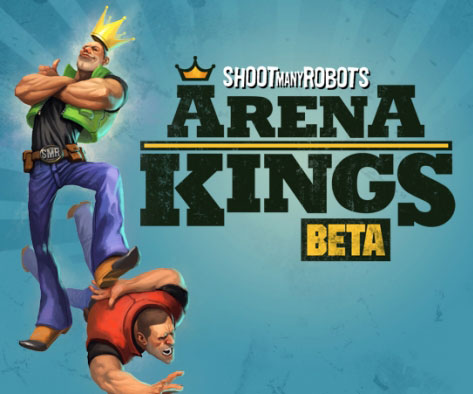Bète Shoot Many Robots: Arena Kings