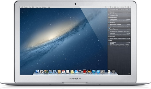 Apple Mac OS X 10.8 desktop (481 pix)