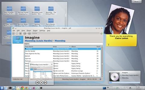 KDE Software Compilation 4.9 screenshot