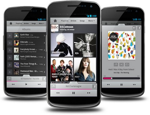Songbird for Android