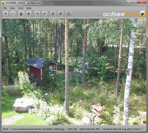 ACDSee Free screenshot (481 pix)