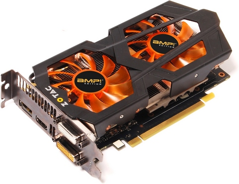 Zotac GeForce GTX 660 Ti