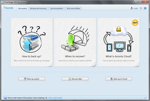 Acronis True Image Home 2013 screenshot (481 pix)