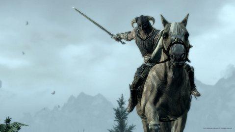 The Elder Scrolls V: Skyrim screenshot (481 pix)