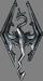 Skyrim logo (75 pix)