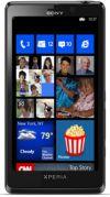 Mockup: Sony Xperia T met WP8