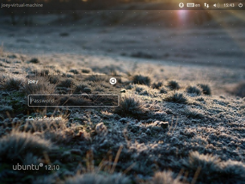 Ubuntu 12.10 logon screen (481 pix)