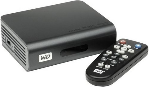 Western Digital TV Live Plus