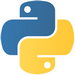 Python logo (75 pix)