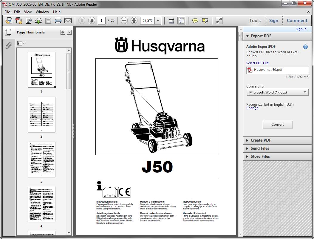 Software-update: Adobe Reader XI 11 0 0 - Computer