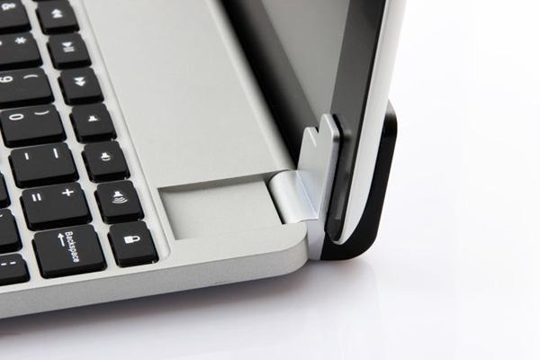 ... Luxe Aluminium Bluetooth toetsenbord voor iPad 4, 3 & 2 met Accu