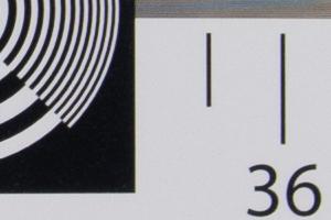 Olympus E-PL5 iso 100 scherpte raw-nabewerking