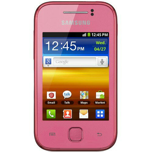 Samsung Galaxy Pocket S5300 Roze