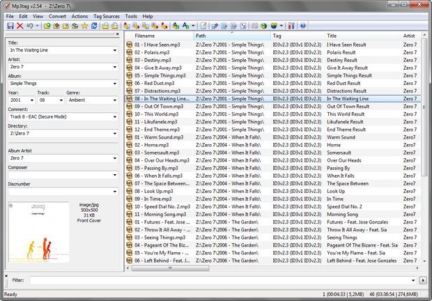 Mp3tag screenshot (620 pix)