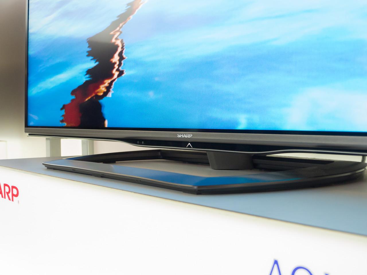 Sharp Maakt Nieuwe Tv Line Up Voor De Benelux Bekend
