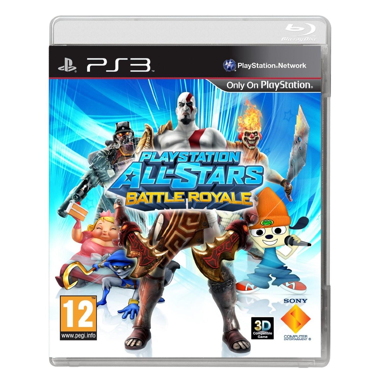 bba37ae989f PlayStation All Stars: Battle Royale, PS3 - Prijzen - Tweakers
