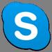 Skype logo (75 pix)