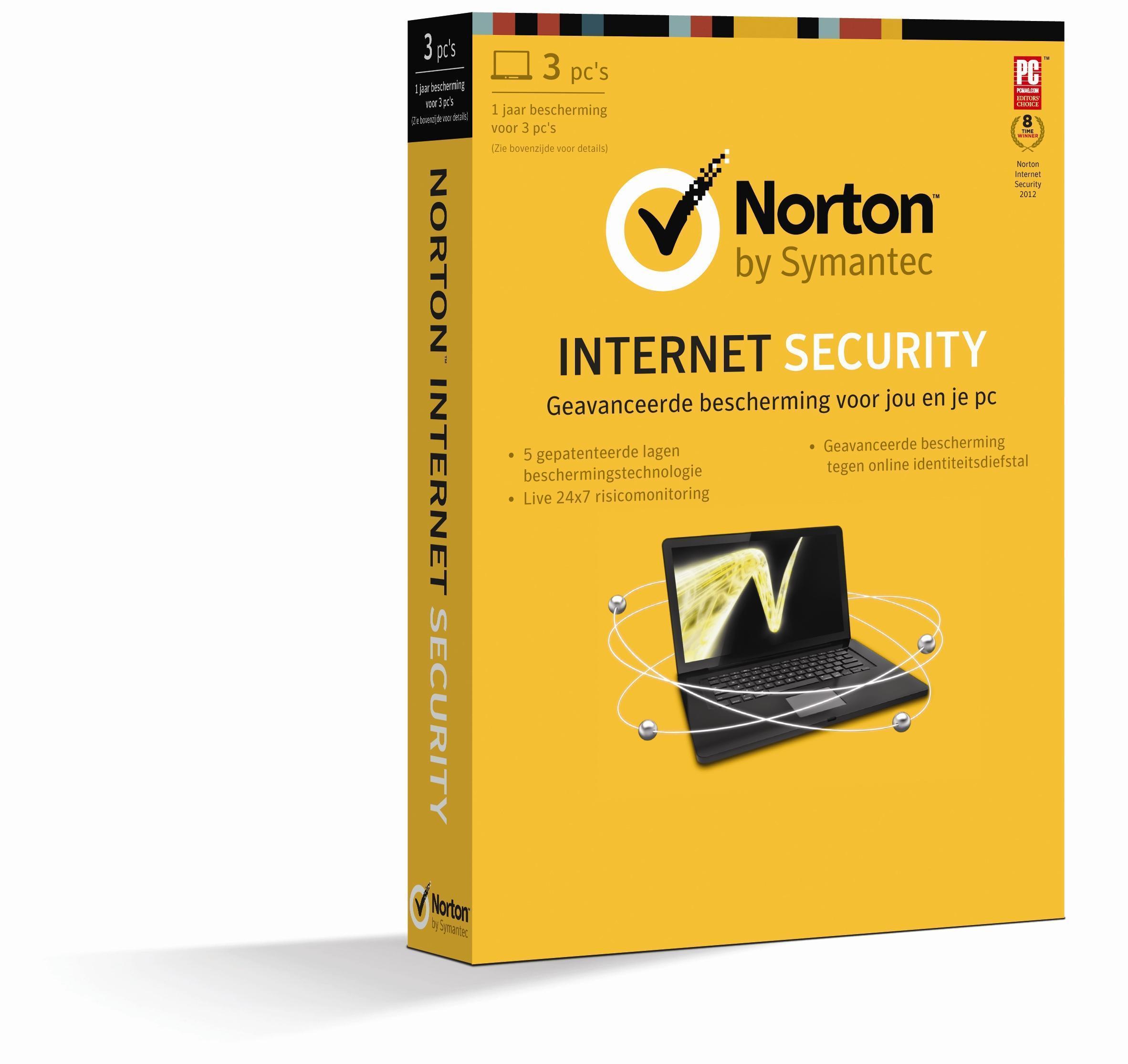 Norton Internet Security 2014 NL 1u OEM - Prijzen - Tweakers