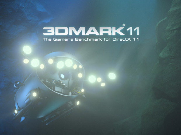 Futuremark 3DMark 11 screenshot (620 pix)