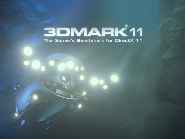 Futuremark 3DMark 11 screenshot (620 pix)