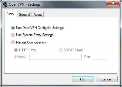OpenVPN screenshot (620 pix)