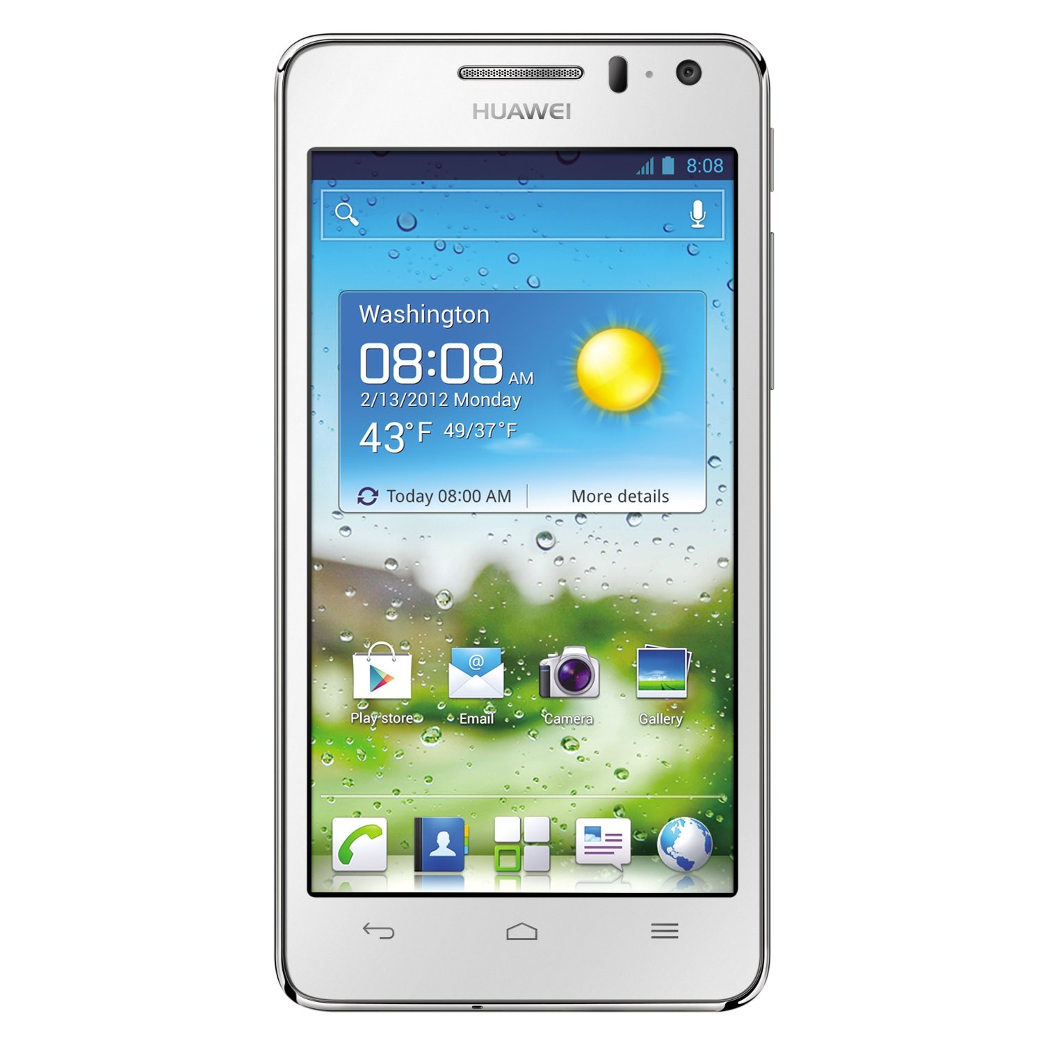 Huawei Ascend G615 Wit
