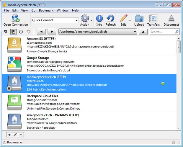 Cyberduck 4.0 screenshot (620 pix)