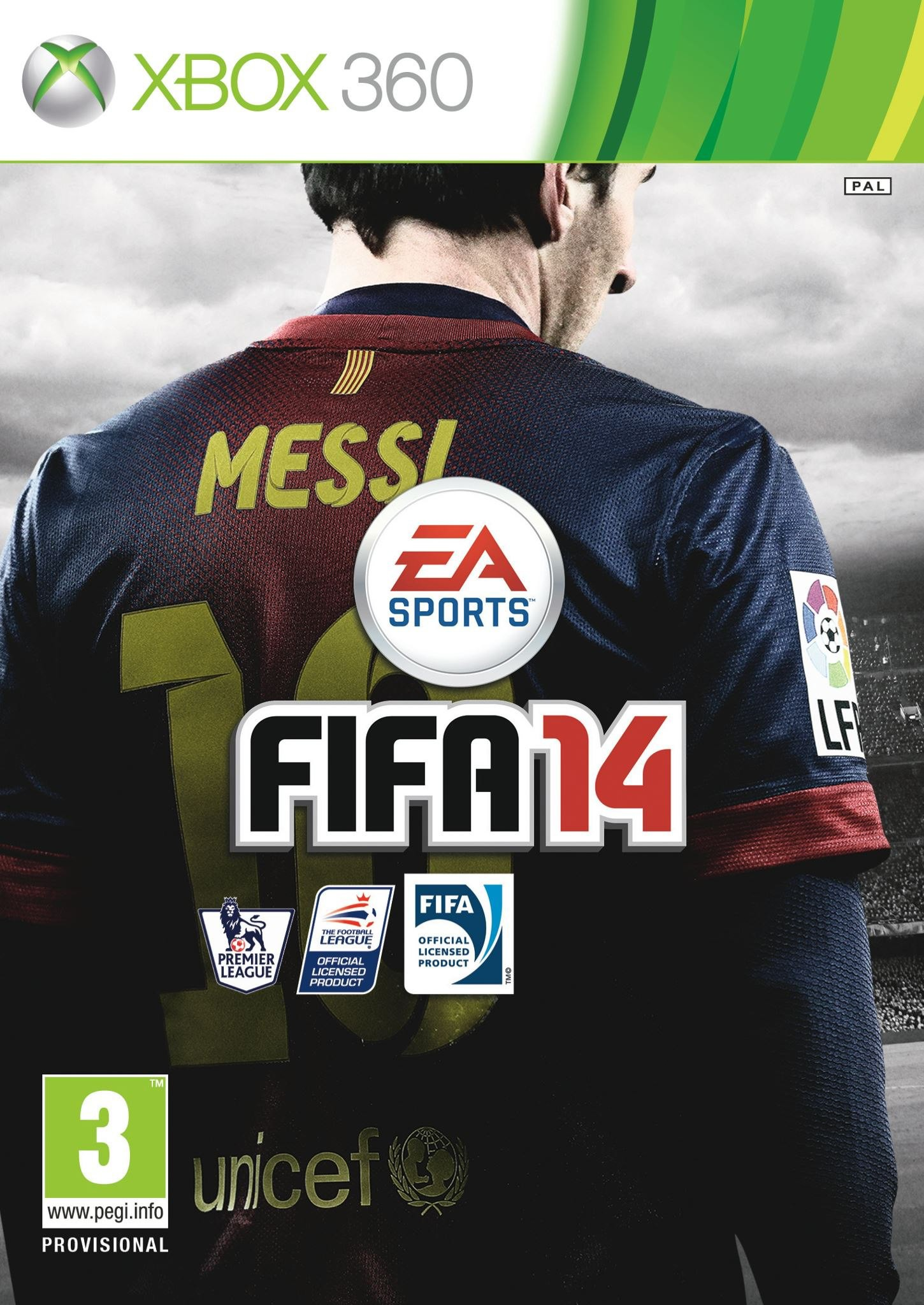 FIFA 14, Xbox 360