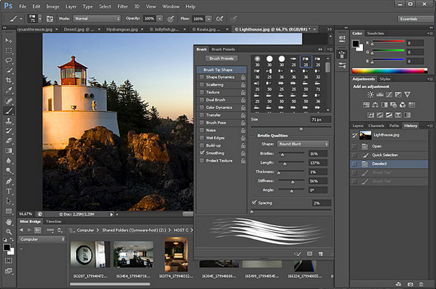 Adobe Photoshop CS6 screenshot (620 pix)