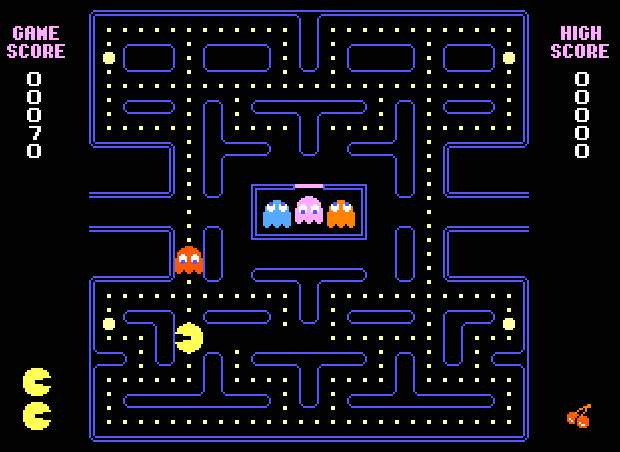 Pacman (1973)
